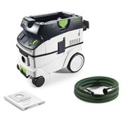 Immagine di aspiratori elettrici ctl26 e unità mobile cleantec