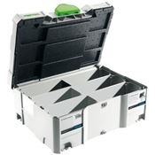 Immagine di cassette systainer t-loc sys 2 tl systainer sort-sys2tl domino
