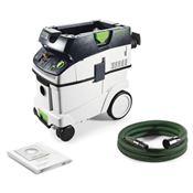 Immagine di aspiratori elettrici ctl36 e le unità mobile cleantec