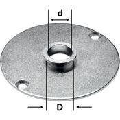 Immagine di accessori fresatrici festool kr d17 - sz 14 anello copiare vs 600