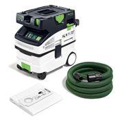 Immagine di aspiratori elettrici ctl midi i unità mobile cleantec