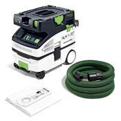 Immagine di aspiratori elettrici ctl mini i unità mobile cleantec