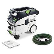 Immagine di aspiratori elettrici ctm26 e unità mobile cleantec