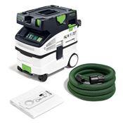 Immagine di aspiratori elettrici ctm midi i unità mobile cleantec