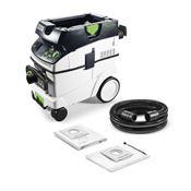 Immagine di aspiratori elettrici ctm36 eac-lhs unità mobile cleantec