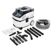 Immagine di aspiratori elettrici ct 15 e-set unità mobile cleantec