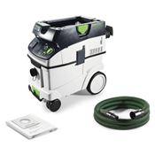 Immagine di aspiratori elettrici ctm36 e unità mobile cleantec