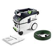 Immagine di aspiratori elettrici cth26 e / a unità mobile cleantec