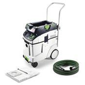 Immagine di aspiratori elettrici cth48 e / a unità mobile cleantec