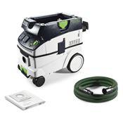 Immagine di aspiratori elettrici ctl26 e sd unità mobile cleantec
