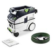 Immagine di aspiratori elettrici ctl26 e sd e/a unità mobile cleantec