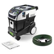 Immagine di aspiratori elettrici ctl48 e le ecb22 unità mobile cleantec
