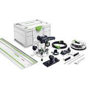 Immagine di fresatrici of1010ebq+setbox c/systainer,binario e frese