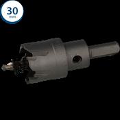 Immagine di seghe tazza cutter hm mm. 30 c/punta centraggio co 5%