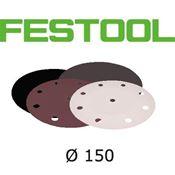 Immagine di dischi abrasivi brilliant d150  8f/120 mix set busta 50 dischi