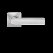 Immagine di maniglie london kd-comfort inox satinato design quadrato mm.52x52x10