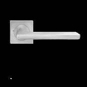 Immagine di maniglie montana q kd-comfort inox satinato design quadrato mm.52x52x10