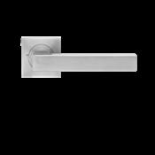 Immagine di maniglie seattle kd-comfort inox satinato design quadrato mm.52x52x10