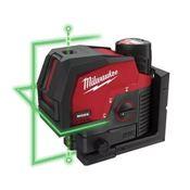Immagine di livelle laser m12 cllp-301c laser verde 2 linee c/piombo