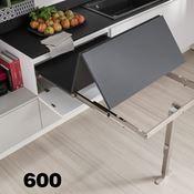 Immagine di meccanismi tavoli estraibili t-able xl l 600 set 1 tavolo