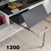 Immagine di meccanismi tavoli estraibili t-able xl l1200 set 1 tavolo