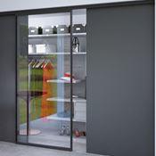 Immagine per la categoria Telai alluminio per porte scorrevoli