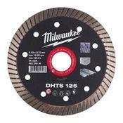Immagine di dischi diamantati dhts d.125 universale