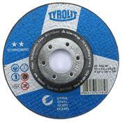 Immagine di mole centro depresso ferro ** 115 x 3.0 f 22 standard taglio