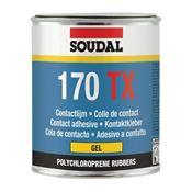 Immagine di colle contatto 170 tx ml. 5000 gel tixotropico