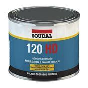 Immagine di colle contatto 120 hd ml. 2000 alta densità resistenza 100°