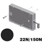 Immagine di snodi k-easy 22n/150n soft antracite /cover s/attacchi