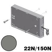 Immagine di snodi k-easy 22n/150n soft grigio /cover s/attacchi