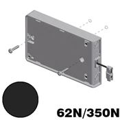 Immagine di snodi k-easy 62n/350n soft antracite /cover s/attacchi
