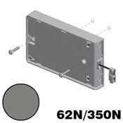 Immagine di snodi k-easy 62n/350n soft grigio /cover s/attacchi