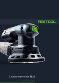 Catalogo generale Festool