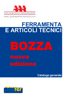 Catalogo generale Galimberti