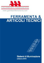 Catalogo generale Galimberti Lighting